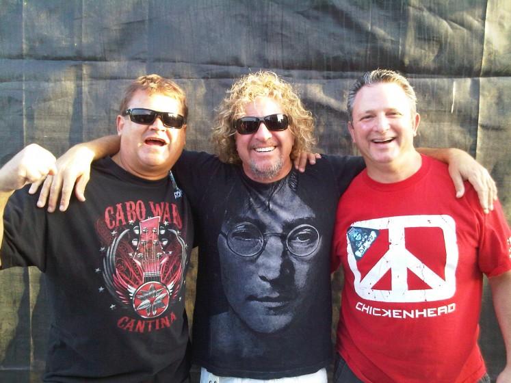 Darin, Matt & Sammy