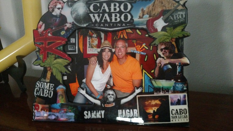 Sammy's 70th @Cabo Wabo Cantina 10/11/2017