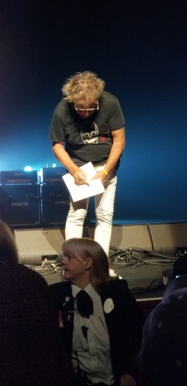 Signing my book in Orlando! Priceless!