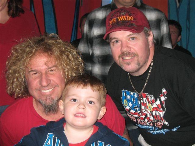 Sammy, Zachary & Tommy Salami