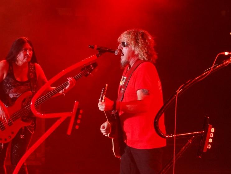 Sammy Sing Red