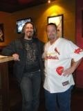 Aaron Hagar at Sammy's BB&G