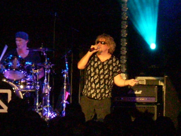 Chickenfoot @ Casino Ballroom - Hampton Beach,N.H.