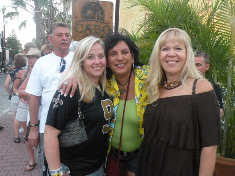 Girls in Cabo 2010