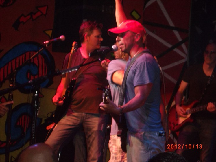 Birthday Bash 2012 with Kenny Chesney