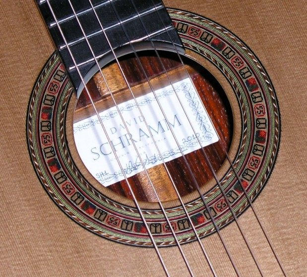 Sammy's Custom Nylon String Guitar