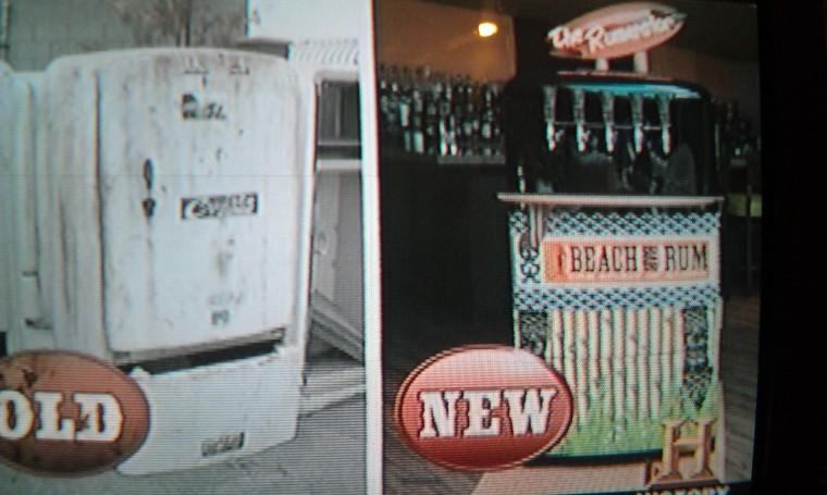 THE RUMERATOR for Sammy's Beach Bar Rum / Beach Bars