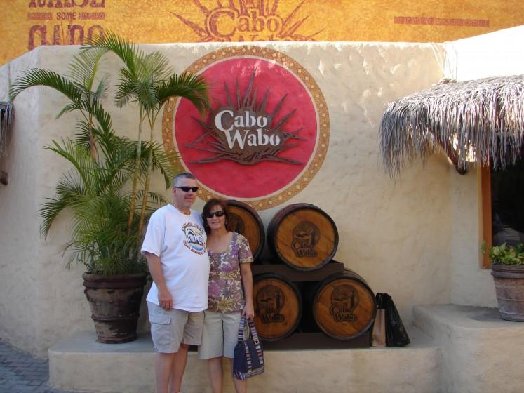 Cabo Wabo 2008