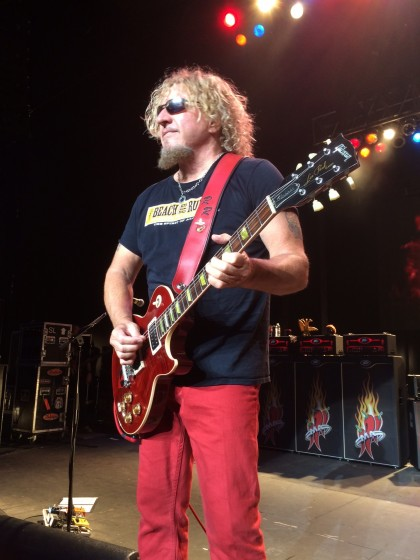 Awesome Concert - Sterling Heights, MI. 07/23/2014