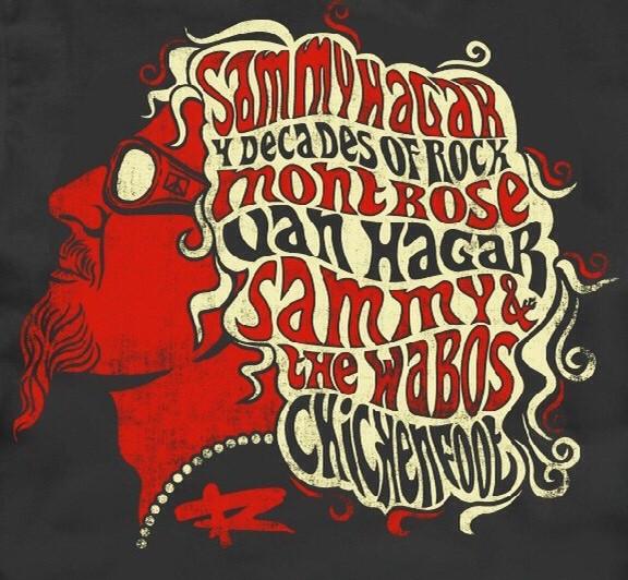 Sammy Four Decades of Rock