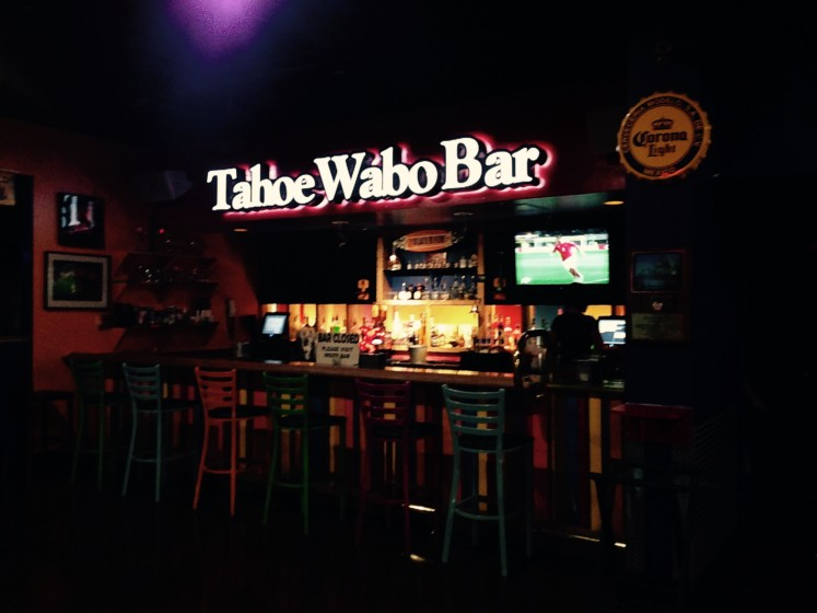 Pre Show at the Tahoe Wabo Cantina