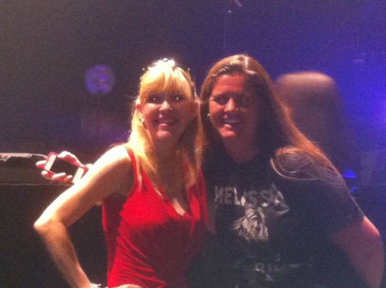 THiS IS SAMMY STALKER JILLBY FROM DALLAS WE BOTH LOOK POSSESSED!!!!!! I'M A MERE HARD CORE GROUPIE- WE LOVE SOME SAMMY!