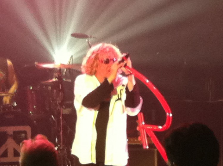 Chickenfoot detroit