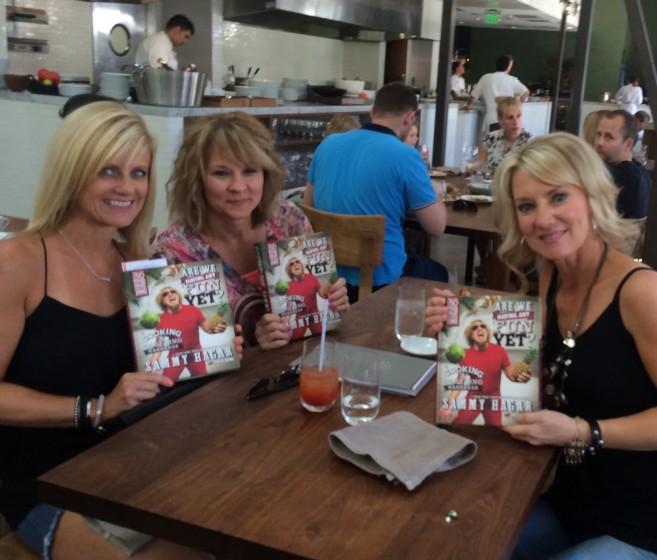 Lisa, Melissa and Cheryul