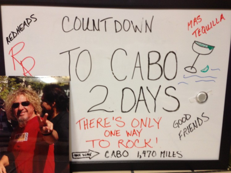 2 Days to Cabo