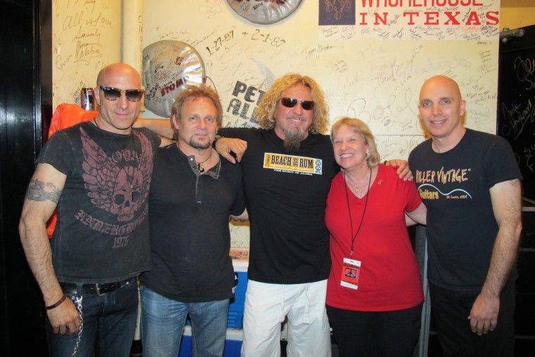 St Louis Chickenfoot!