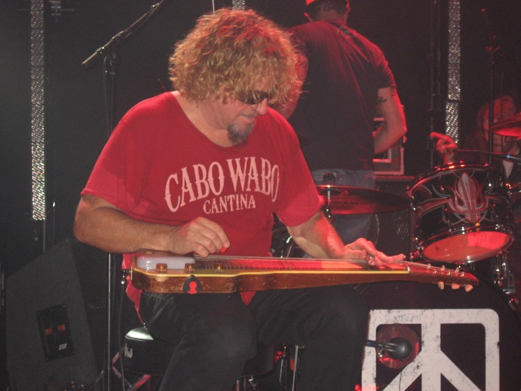 Chickenfoot The Mod Club Toronto, Ontario, Canada May 24, 2009