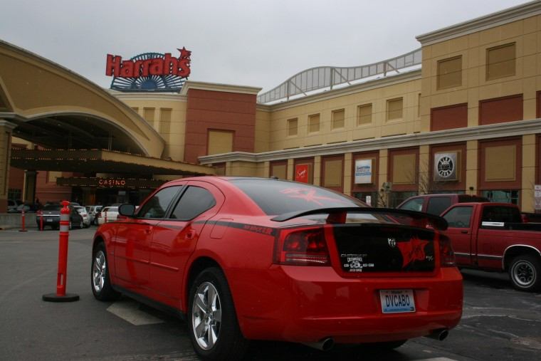 RED ROCKER CHARGER