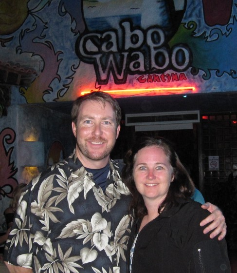 Cabo Wabo!!
