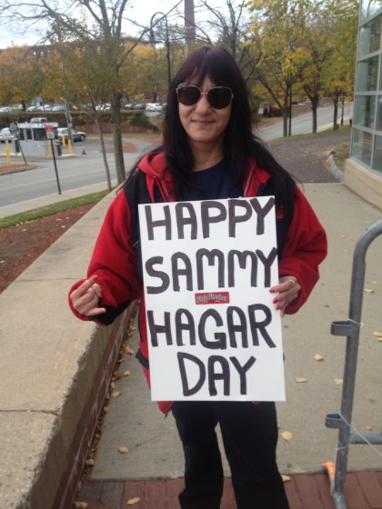Happy Sammy Hagar Day!