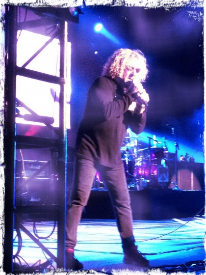 Chickenfoot Different Devil Tour, Santa Barbara, June 9, 2012