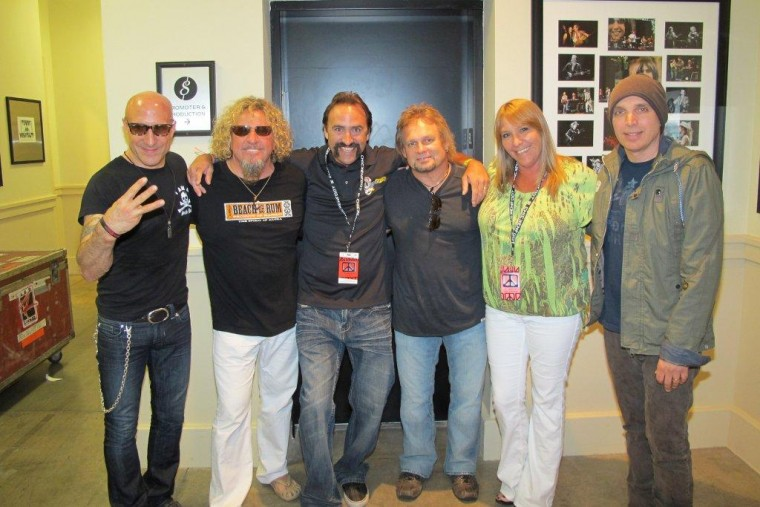 Meet with Chickenfoot