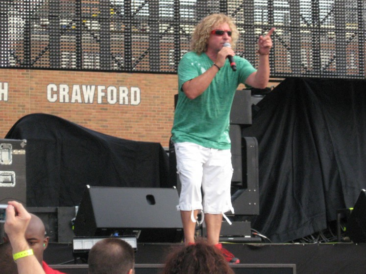 Sammy @ Comerica Aug 12