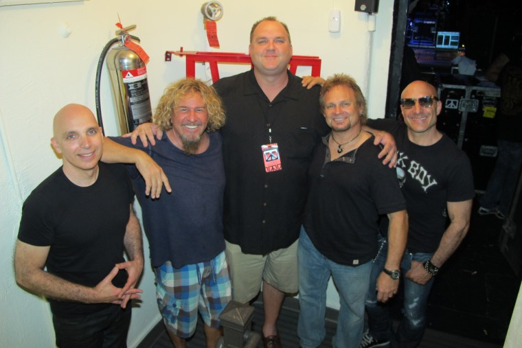 With Chickenfoot