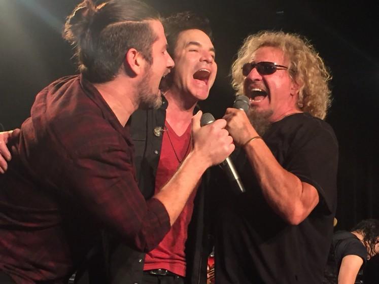 Matt, Pat and Sam
