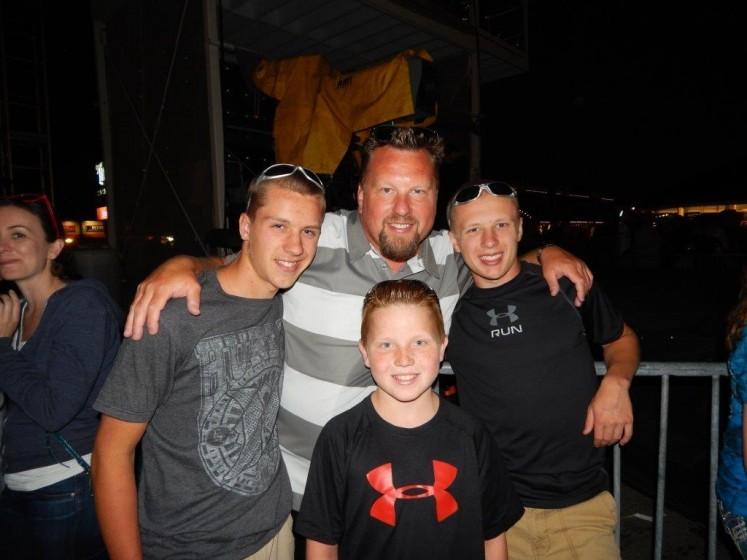 Boys and I Loving Sammy !!!