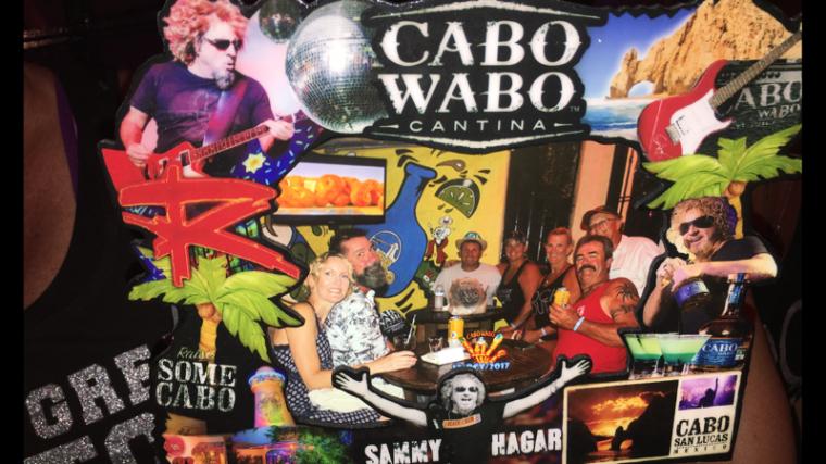 Cabo Wabo 2017