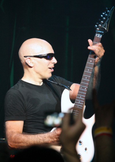 Another one of Joe Satriani at Cabo on October 9th 2011