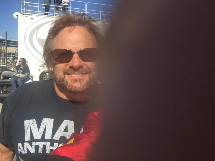 Sammy Rocks NASCAR AAA Texas 500