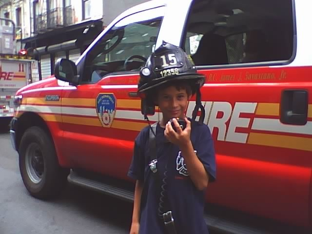 FDNY Loves Sammy