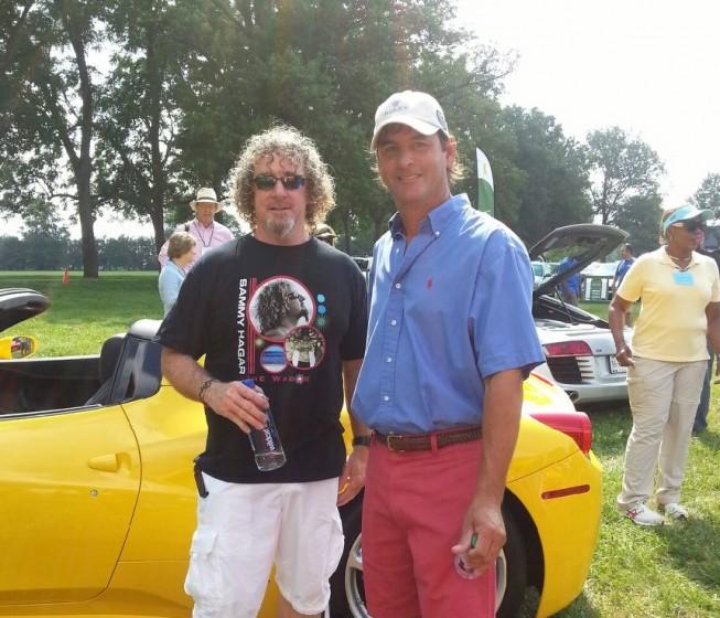 Keeneland Car Show