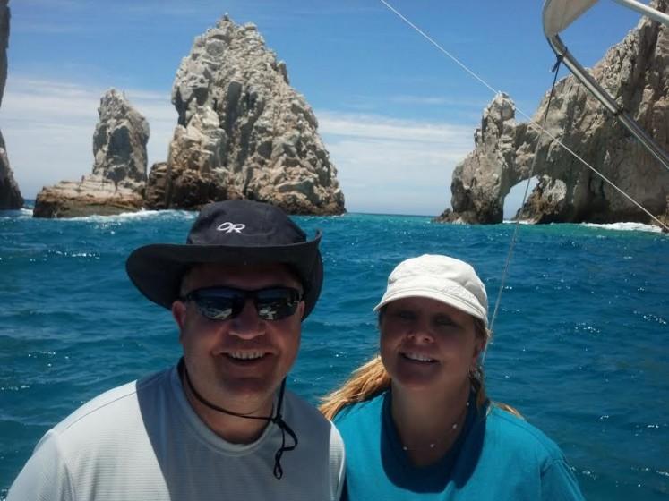 Dan & Cindy 30th Anniversary Cabo 2015