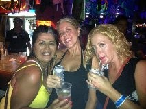 Linda, Alli, Dreamboat Annie - CWC Oct 2012