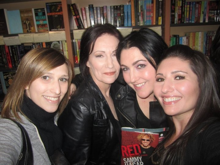 Me and My Daughters @ SF signing!