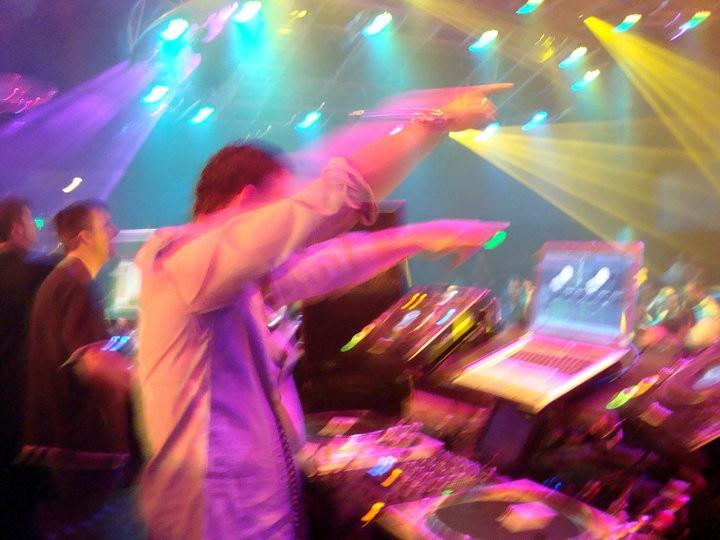 DJ Moe Green