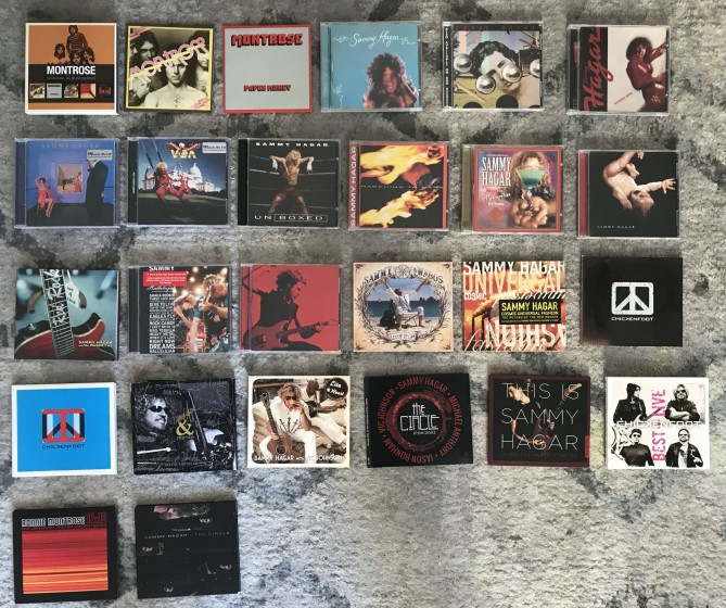 My CD collection
