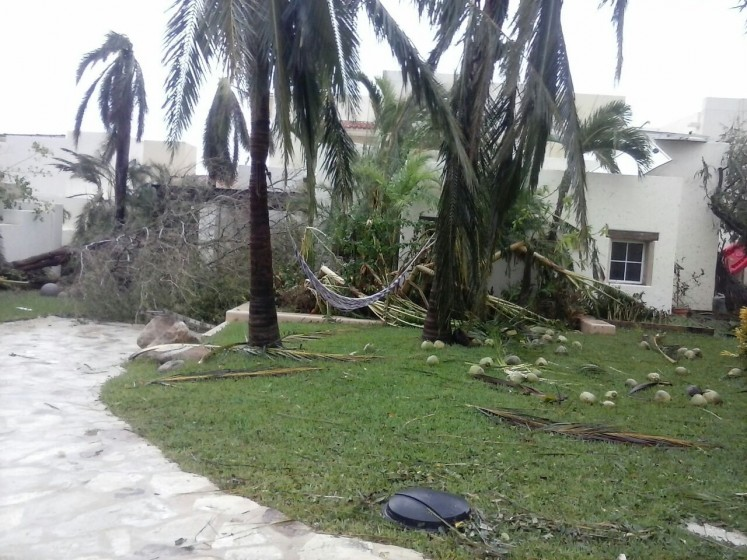 Hurricane Odile Update Cabo Sammy Hagar The Red Rocker