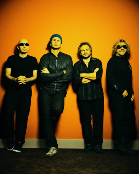 chickenfoot group shot