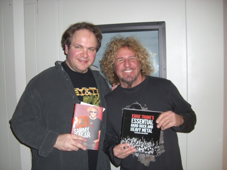 Sammy and Eddie Trunk