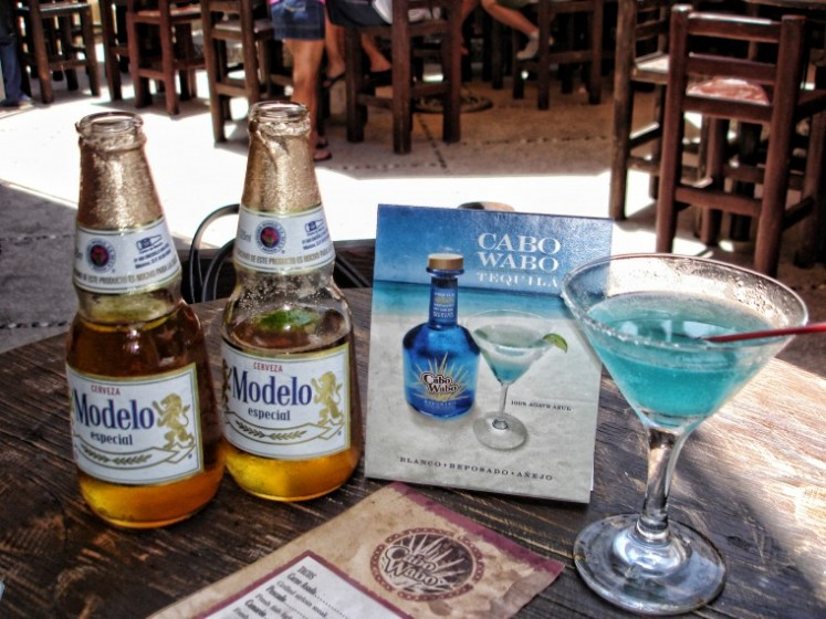 Cabo Wabo Cantina Happy Hour !