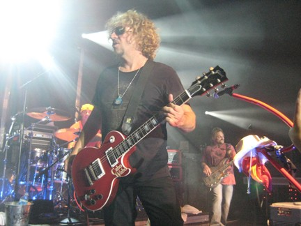 Chickenfoot at Park West, Chicago