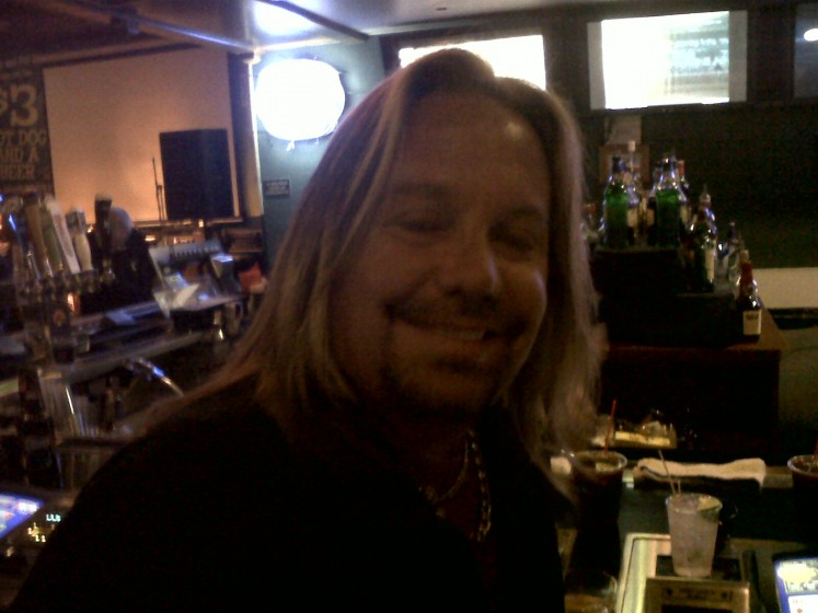 Vince Neil Bought me a Bud Draft