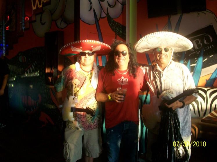 VIVA MEXICO!!! CABO WABO LAS VEGAS