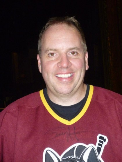 Autographed Chicago Wolves Jersey