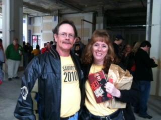 Rick & Terri Stevenson @ Sammy's Book Signing, St. Louis, MO