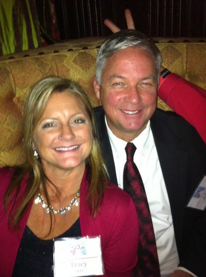 Tracy & John Gibbs